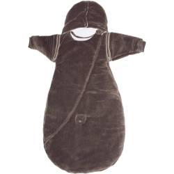 Douillette Babycalin Taupe 90 cm Intérieur et Extérieur