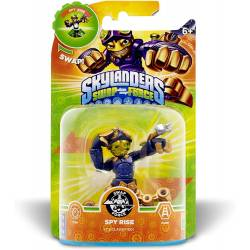 Skylanders Swap Force - Swappable Character Pack - Spy Rise (PS4/Xbox 360/PS3/Nintendo Wii/3DS) [Not Machine Specific]