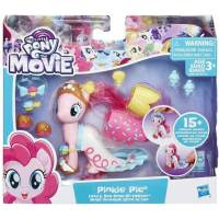 My Little Pony Pinkie Pie Land and Sea Snap-On Fashion