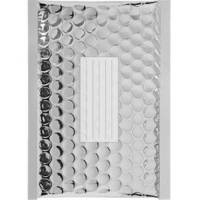 100 Enveloppes à Bulles Couleur Silver -210X150 mm - C/0 - Office Depot