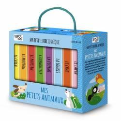 Ma Petite Bibliothèque Sassi Junior - Mes Petits Animaux