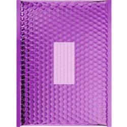 100 Enveloppes à Bulles Couleur Violet Purple -360 X 270 mm - H/5 - Office Depot
