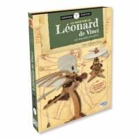Livre et Maquette Sassi Leonard de Vinci - Les Machines Volantes