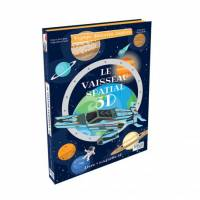 Livre et Maquette 3D Sassi Le Vaisseau Spatial