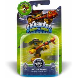 Skylanders Swap Force - Swappable Character Pack - Rattle Shake (Xbox 360/PS3/Nintendo Wii U/Wii/3DS) [Not Machine Specific]