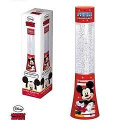 Lampe à Paillettes Mickey Mouse 34 cm