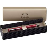 Parker Vector Stylo plume Pointe Moyenne Rouge