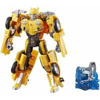 TRANSFORMERS Saga - Robot propulsion Bumblebee Coccinelle Nitro series 18cm - Jouet transformable 2 en 1