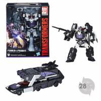 Transformers Figurine Rodimus Unicronus Leader Class
