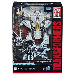 Robot Transformers Starscream 2 en 1 - 20 cm