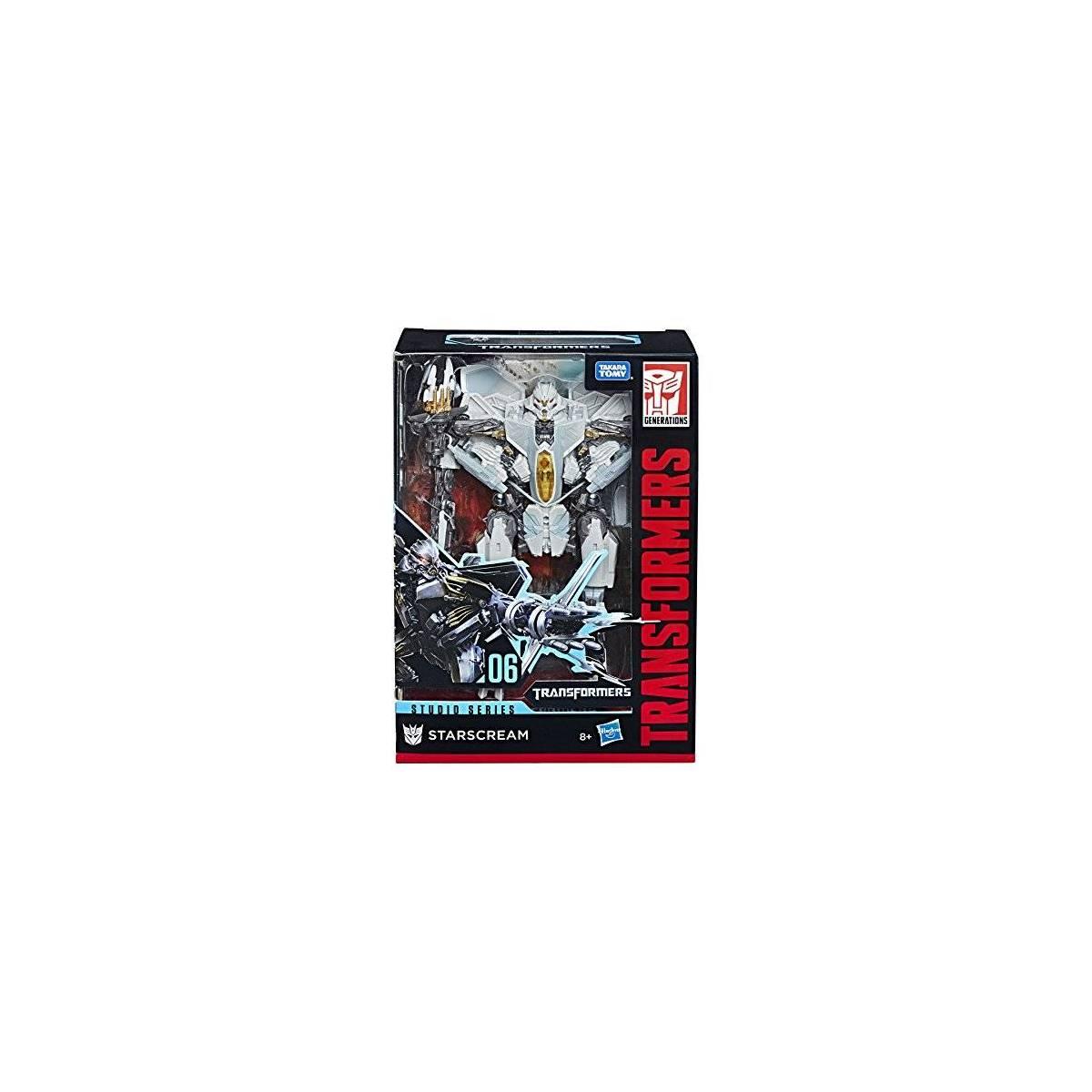 Robot Transformers Starscream 2 en 1 - 20 cm