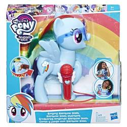 Rainbow Dash Chantant My Little Pony - Figurine 20 cm