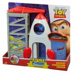 Toy Story Space Command Center