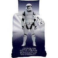 Housse de Couette Star Wars Stormtrooper 135 x 200 cm + Taie d'Oreiller 80 x 80 cm