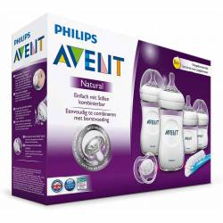 Kit Biberons AVENT Natural
