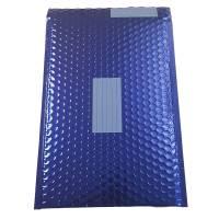 100 Enveloppes à Bulles Métalisées PRO - 330 X 220 mm - F/3 - Qualité Premium (Dark Blue)