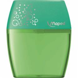 MAPED - Taille Crayons SHAKER - 2 Usages