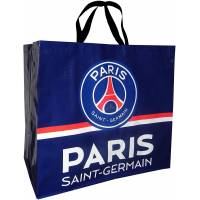 PSG - Sac shopping - Licence officielle - 44 x 40 cm