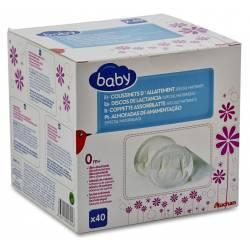 40 Coussinets d'allaitement Spécial Maternité