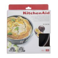 Kitchenaid : Moule à charniére 24 cm Antiadhesif