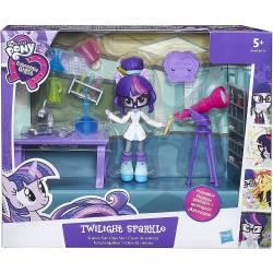 My Little Pony - Equestria Girls Poupée - Cours de Science de Twilight Sparkle