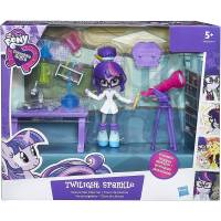 My Little Pony - Equestria Girls Poupée - Cours de Science de Twilight Sparkle