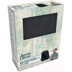 Jamie Oliver BBQ Abdeckhaube, für Explorer 6500 Gasgrill, Grillabdeckung, Schutzhülle, Grill Abdeckung, Grillzubehör, Wasserschu