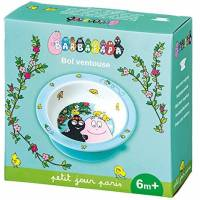Barbapapa Bol Ventouse Multicolore