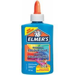 Colle Colorée Lavable Opaque Elmer's - 147 ml