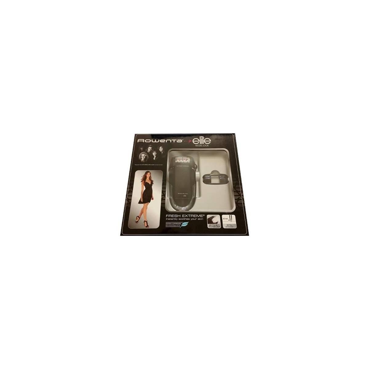 Rowenta epilateur elite model look EP7202