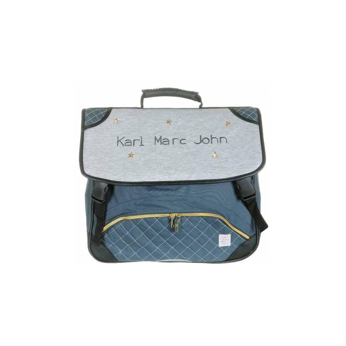 "Karl Marc John - Cartable ""Star"" - 41 cm - Gris"