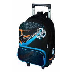 Oberthur Football Wheeled Backpack