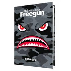Agenda 2020/2021 Freegun Mons 1 Jour/Page Oberthur
