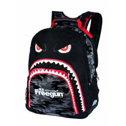 Sac à Dos 2 Compartiments Freegun Monster Oberthur