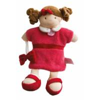 Raspberry doll puppet Doudou et Compagnie