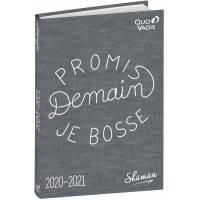 Agenda Shaman 2020/2021 Promis Demain Je Bosse