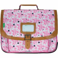 Cartable Tann's Fille 38 cm Camelia Rose - Collection 2020/2021