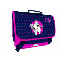 Cartable 38 cm Chi Marine - 2 compartiments