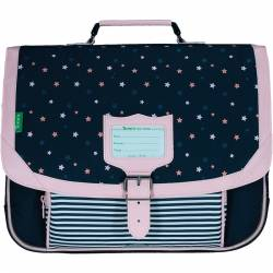 Cartable Tann's Fille 38 cm Jodie Bleu - Collection 2020/2021