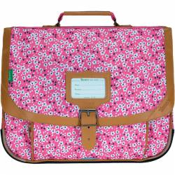 Cartable Tann's Fille 38 cm Rose - Collection 2020/2021