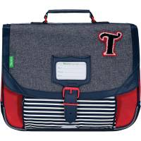 Cartable Tann's Garçon 38 cm Chiné Teddy - 2020/2021