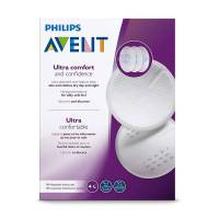 Philips Avent - 100 Coussinets d'Allaitement Jetable