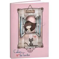 Cahier de Textes Souple Anekke Liberty - 15 x 21 cm
