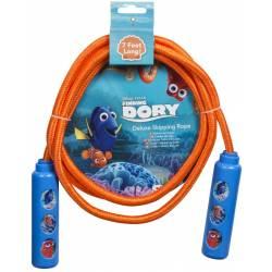 Corde à sauter Nemo Dory disney avec poignées en plastique