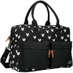 Sac à Langer Mickey Mouse Endless Imagination 38 cm - Noir et Blanc