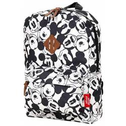 Sac à Dos Mickey My Littl Bag Blanc 34 cm