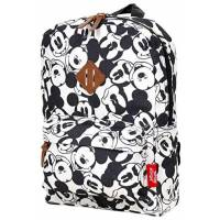 Sac à Dos Mickey My Littl Bag Blanc 34 cm