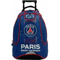 PSG Sac à Dos à roulettes Collection Officielle Paris-Saint-Germain