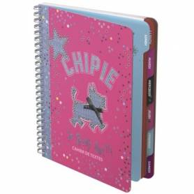 "Cahier de textes Chipie ""So Pretty Girl !!!"""