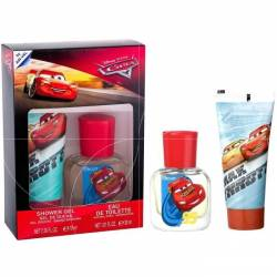 Disney - Cars Duschgel + Eau de Toilette Geschenkset